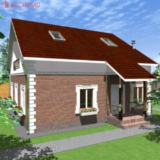 Проекты реконструкций жилого дома (г. Белая Церковь)