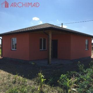 Одноэтажный дом из СИП-панелей