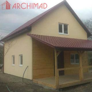 Проект для сборки дома (г.Киев)